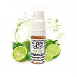 Cuttwood Livid Lime - 10ml