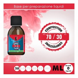 LOP Base Neutra 70/30 50ml - 0mg/ml