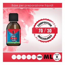 LOP Base Neutra 70/30 100ml - 0mg/ml