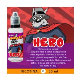 LOP LOP Gadget Hero Mix and Vape - 0mg/ml