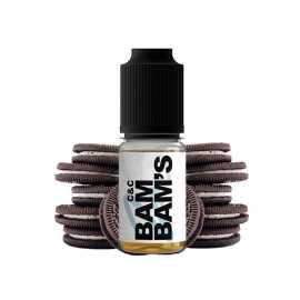 Bam Bam's Cookies & Cream Cannoli 10ml