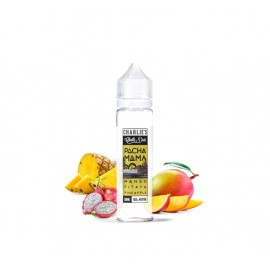 Charlie's Chalk Dust Pachamama Line Mango Pitaya Pineapple Mix and Vape - 50ml