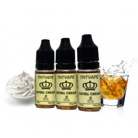 TNT Vape Royal Cream - 3x10ml