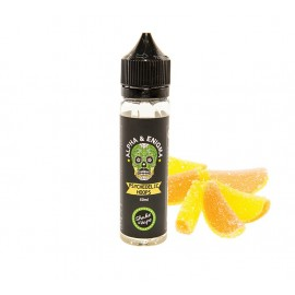 Alpha and Enigma Psychedelic Hoops Mix and Vape - 50ml