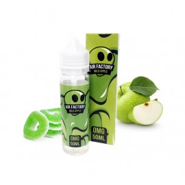 Air Factory Wild Apple Mix and Vape - 50ml
