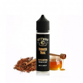 Cuttwood Tobacco Trail Aroma Mix and Vape - 50ml