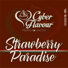 Cyber Flavour Aroma Strawberry Paradise - 20ml