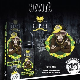 SuperFlavor Monkey Feat. SvapoBattle - Vape Shot - 20ml