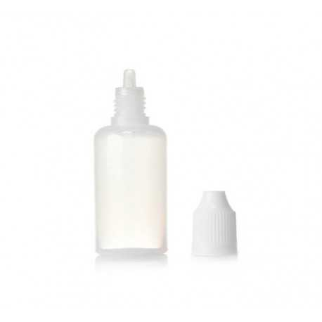 E-liquid Refiller Bottle with childproof cap (30ml) - 100pcs