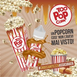 Too Pop Corn - Mix and Vape - 50ml