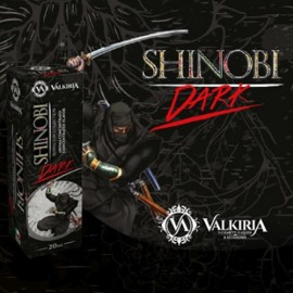 Valkiria Shinobi Dark - Vape Shot - 20ml