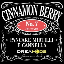 Dreamods Flavor Cinnamon Berry - 10ml
