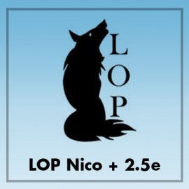 LOP Nico+ 2.5 e - 50mg/ml - 5ml