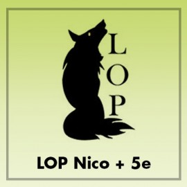 LOP Nico+ 5 e - 100mg/ml - 5ml