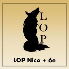 LOP Nico+ 6 e - 100mg/ml - 3ml