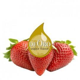 DeOro Flavor Fragola - 10ml