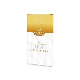 Royal Blend Tabacco Gold - Pods per EVE Vapor - 4pz