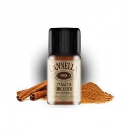 Dreamods Aroma Cannella - Tabacco Organico - 10ml
