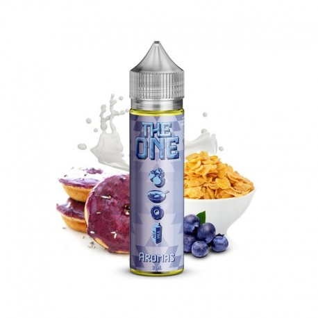 The ONE Blueberry by Beard Vape Co. - Vape Shot - 20ml