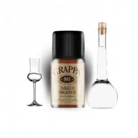 Dreamods Aroma Grappa - Tabacco Organico - 10ml