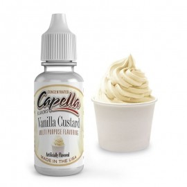 Capella Aroma Vanilla Custard - 13ml