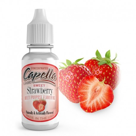 Capella Aroma Sweet Strawberry - 13ml