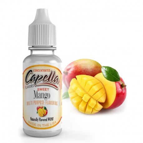 Capella Flavor Sweet Mango V2 - 13ml