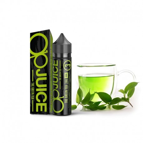 OP Juice The Green Tea by FF - Mix and Vape - 50ml