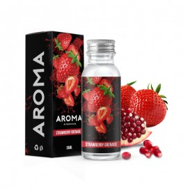 Fcukin' Flava Aroma Strawberry Granade - 30ml