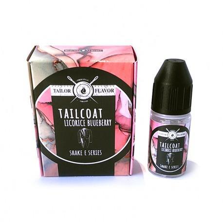 Tailor Flavor Tailcoat - Mix and Vape - 20ml