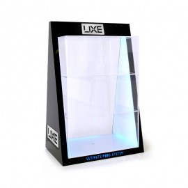 Counter display stand LIXE - empty