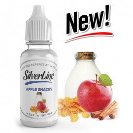 Capella Aroma Apple Snacks - SilverLine - 13ml