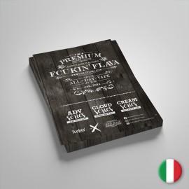 Letak Fcukin' Flava eTekočine 15x21cm - 1 kos - italijanski jezik