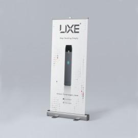 LIXE Roll Up Banner - 1pc