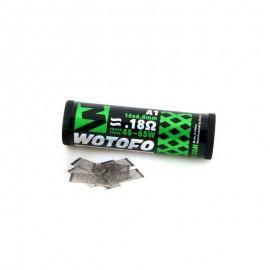 Wotofo Mesh Coil for Profile RDA - 0.18ohm - 10pcs