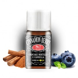Dreamods Flavor Cinnamon Berry No.7 - 10ml