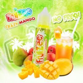 Eliquid France No Fresh Crazy Mango - Fruizee - Vape Shot - 20ml