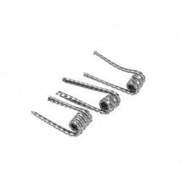 Coil Master Juggernaut coil 24ga(A1)*2+32ga(A1) - 0.2ohm - 3 pz