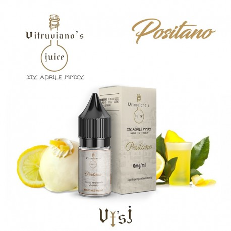Vitruviano's Juice Positano - 10ml