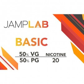 JampLab NicoBooster Base 50/50 - 20mg/ml - 10ml