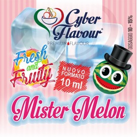 Cyber Flavour Flavor Mr Melon - Fresh and Fruity Line - 10ml
