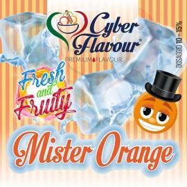 Cyber Flavour Flavor Mr Orange - Fresh and Fruity Line - 10ml