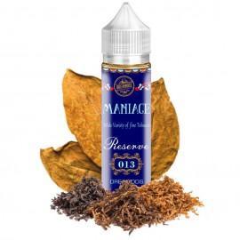 Dreamods Tabacco Reserve Maniace - Vape Shot - 20ml
