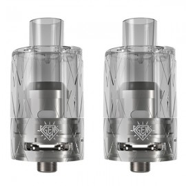 FreeMax GEMM Disposable Tank G1 - SS316L Single Coil - 0.12ohm