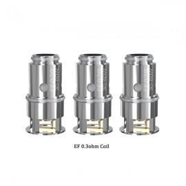 Eleaf iStick grelna glava EF za Pesso - 0.3ohm - 3 kosi