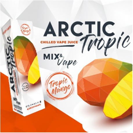 EnjoySvapo Arctic Tropic - Mix and Vape - 50ml