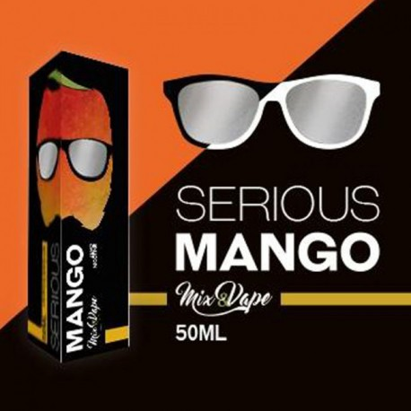 Vaporart Serious Mango - Mix and Vape - 50ml