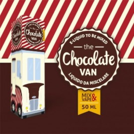 Vaporart The Chocolate Van - Mix and Vape - 50ml