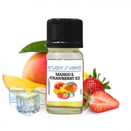 EnjoySvapo Flavor Mango & Strawberry Ice - 10ml