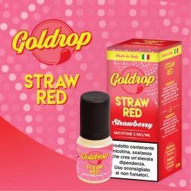 Goldrop StrawRed - 10ml